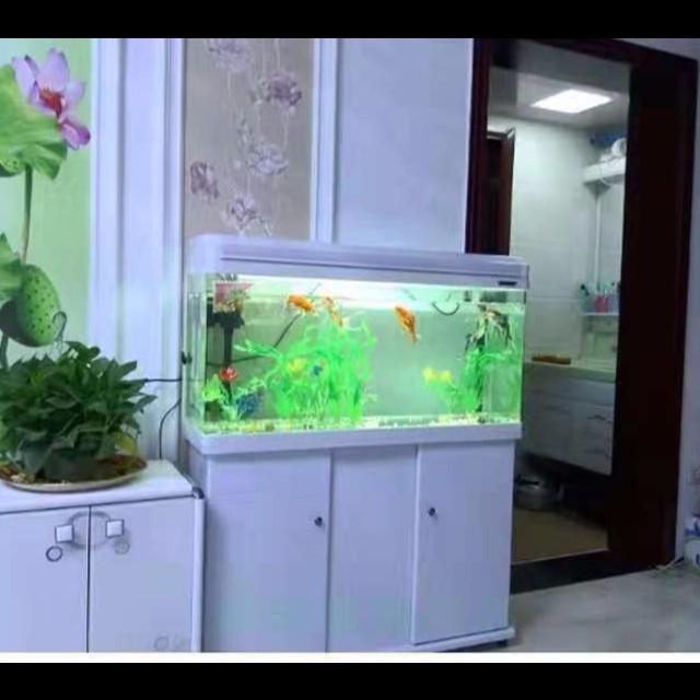 博宇雅致水族箱1.2米一套带底柜